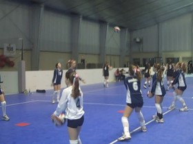 Volleyball Plyometrics Program