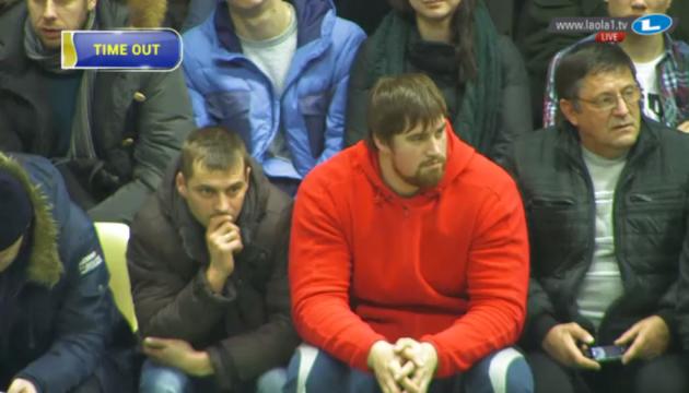 Dinamo's fan