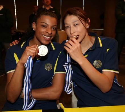 Fe Garay and Kim
