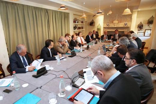 FIVB meeting