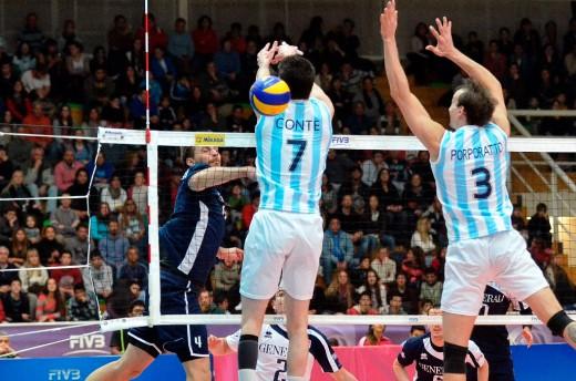 France vs. Argentina