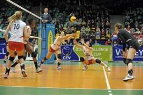 Belgian vice-champions score away win in Wroclaw