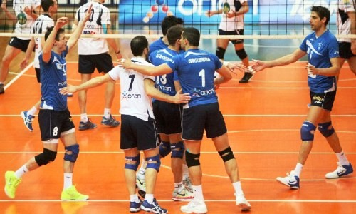Iraklis managed to secure the first place