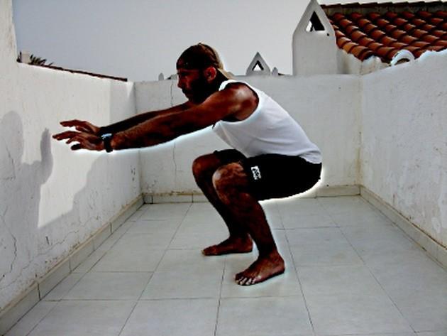 half-squats