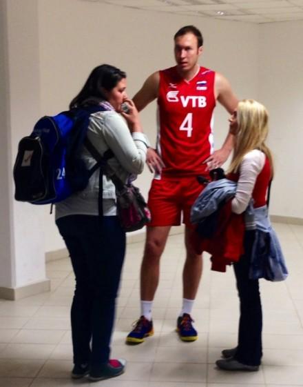 Taras Ktei speaks with WoV in Niš