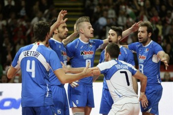 National team of Italy