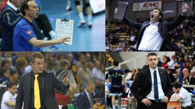 Candidates for Italian bench