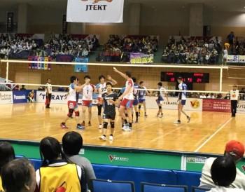 JTEKT vs. Gosei