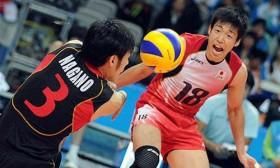 Japan-volleyball-team