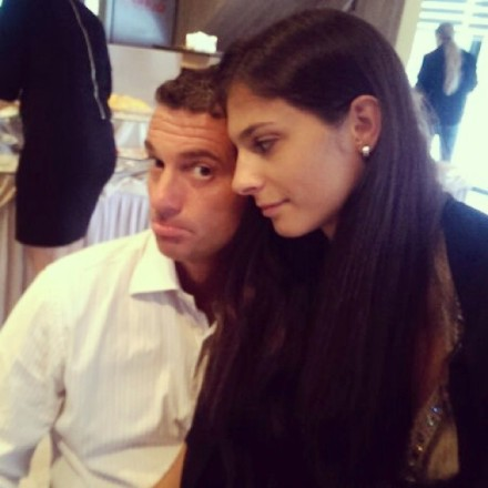 Jovana and Marcello