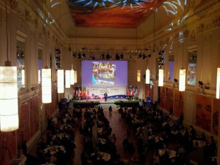 Gala-ceremony