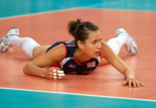 Volleyball-Injuries