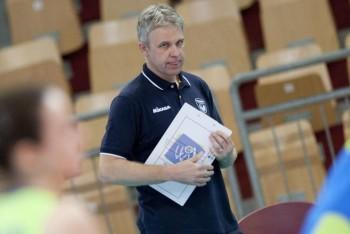 Bruno Najdic, Slovenia head coach