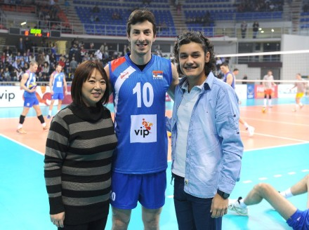 Nikic, Rie and Efe