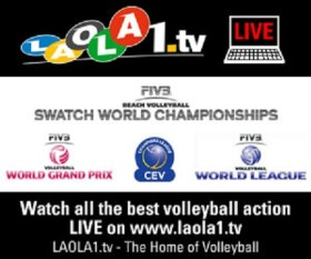 FIVB Swatch World Tour Sanya and Myslowice LIVE and FREE on LAOLA