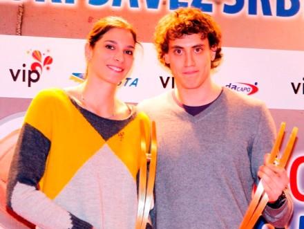 Jovana and Aleksandar