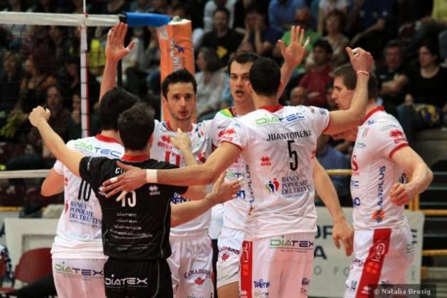Tied fight between Verona and Trento