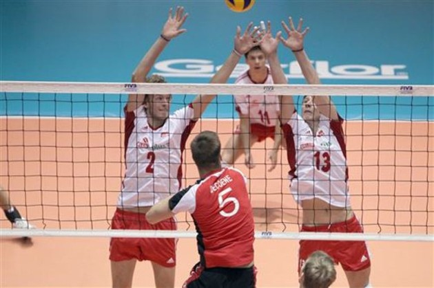 Poland had a perfect record in Pool A