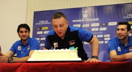 Igor Kolakovic's birthday