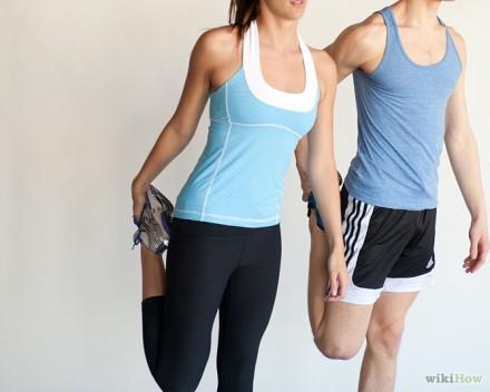Stretch your quadriceps
