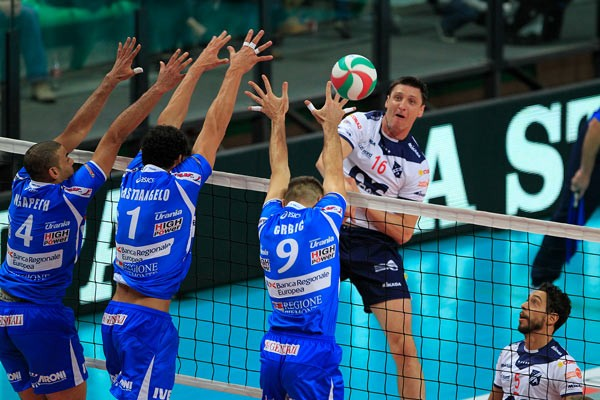 Postponed game Ravenna vs Cuneo