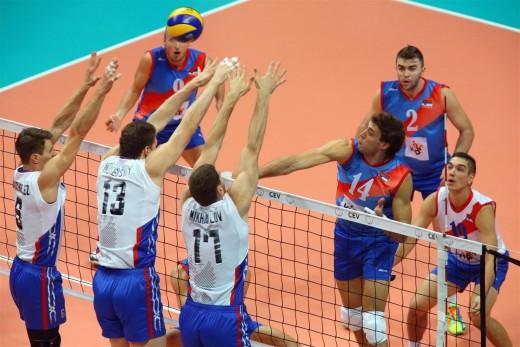Rus vs. Srb