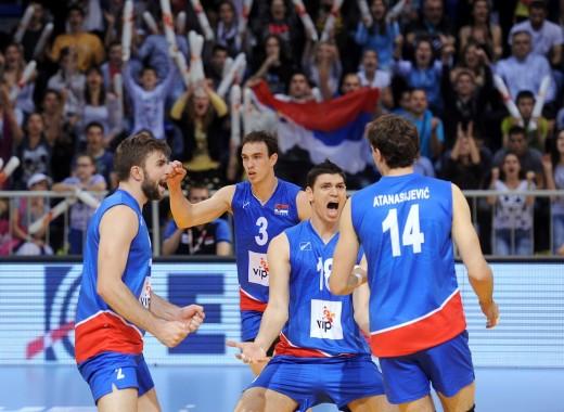 Serbian players
