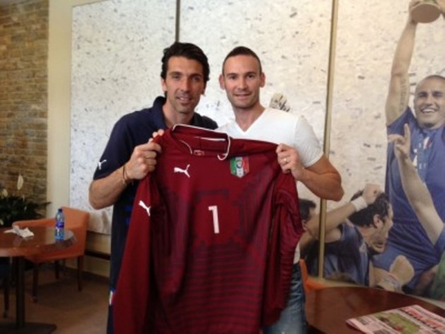 Buffon and Sintini