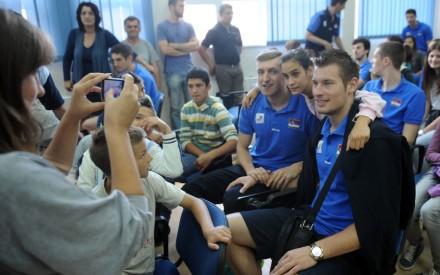 Serbia-USA children