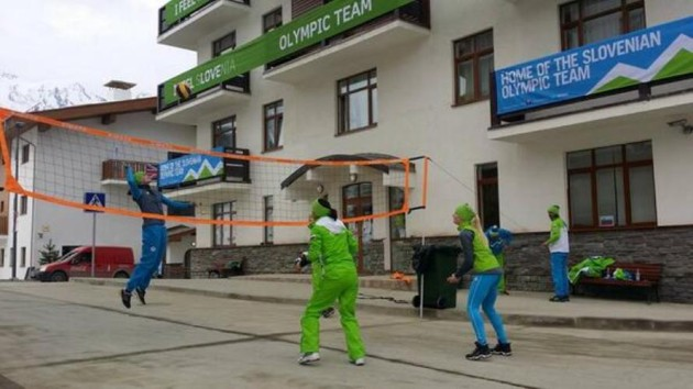 Volleyball in Sochi