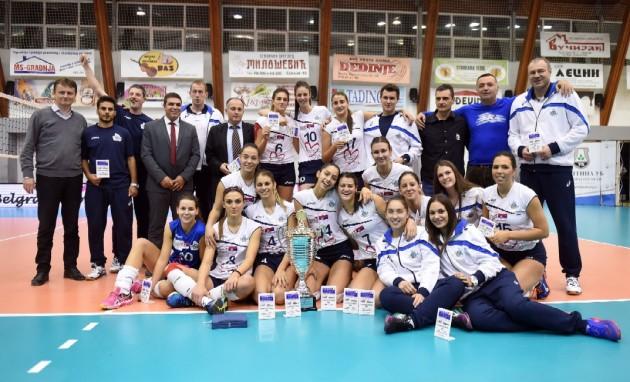 Vizura winner of Supercup