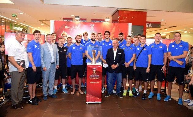 World Trophy in Belgrade