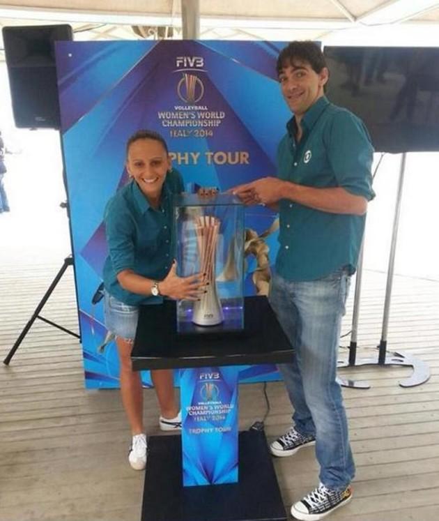 World Trophy in Brazil