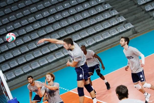 Paris-Volley