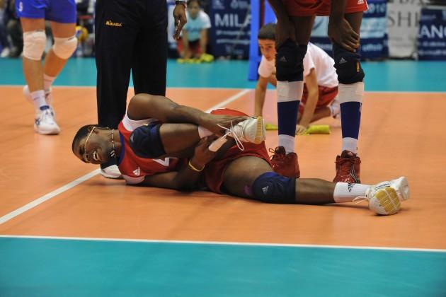 injury volleyball