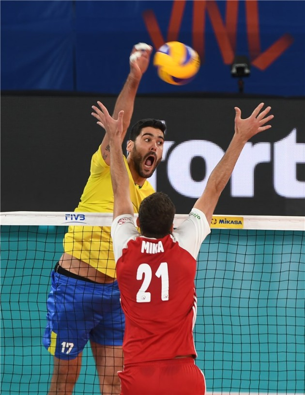 Brazil vs. Poland