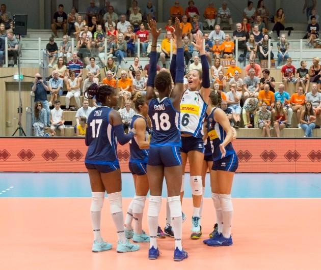 Italian A team