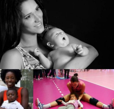 famous mothers in volleyball