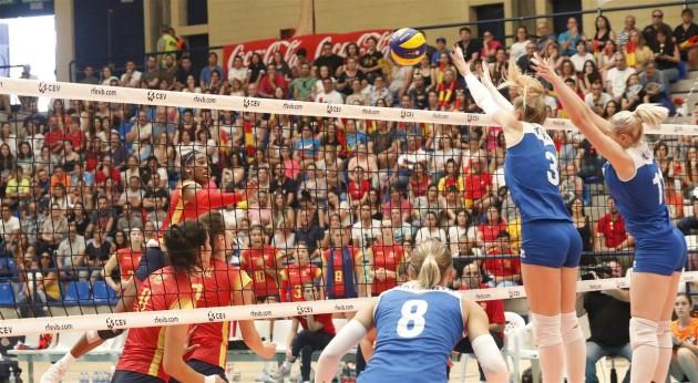 Spain vs Belarus
