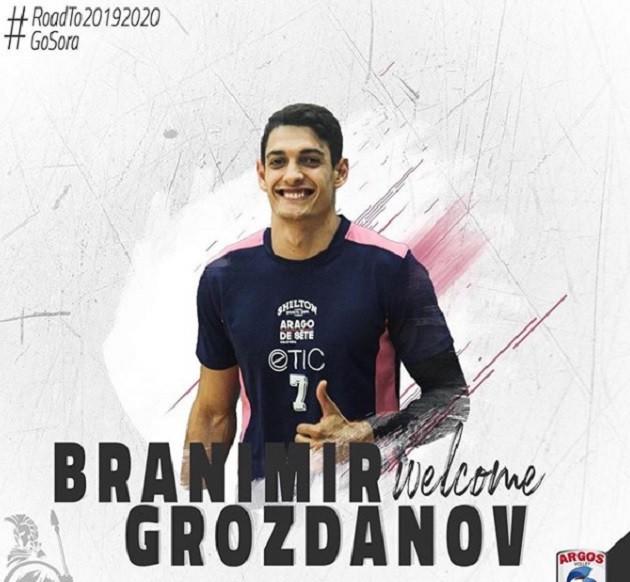 Branimir Grozdanov