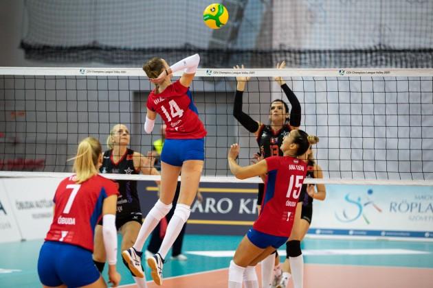 Vasas-vs-Partizani