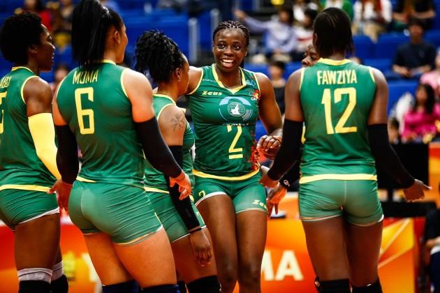 Cameroon Women's NT