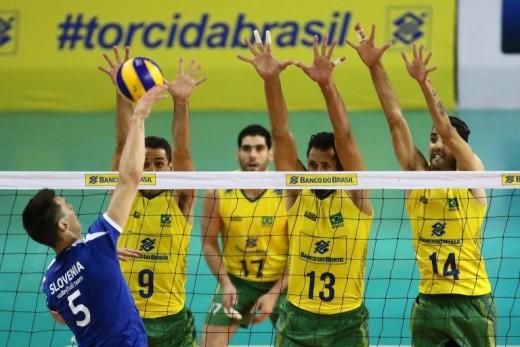 Brazil vs. Slovenia