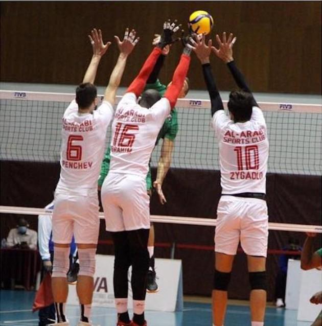 Al Arabi SC vs. Al Ahli SC