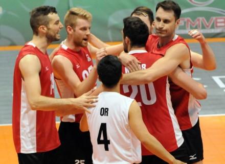 Canada volleyball team