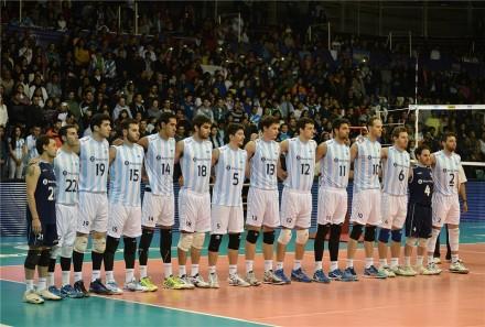 Argentina Men Volleyball National Team