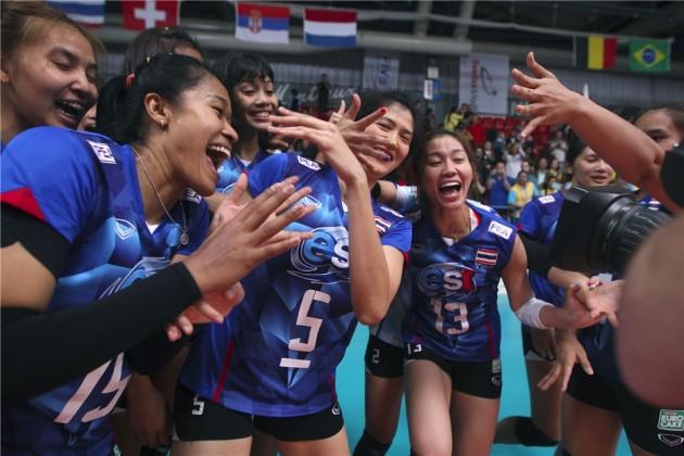 Thailand volleyball National team