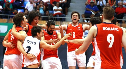 Chile volleyball team