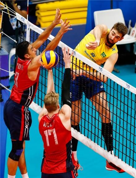 USA-Brazil