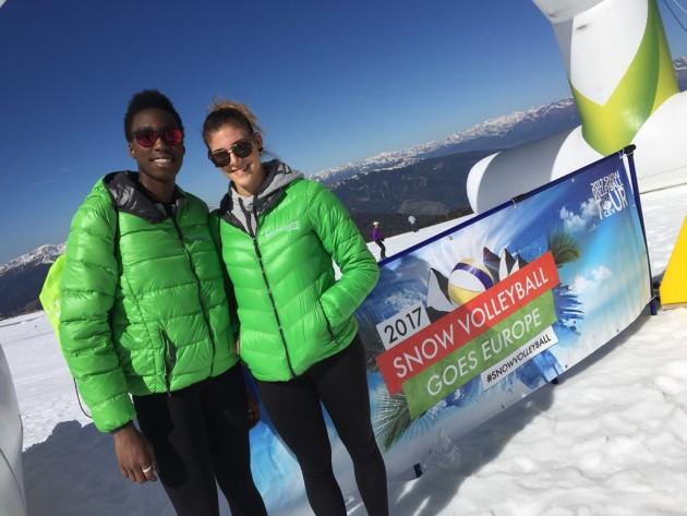 Paola Egonu & Alessia Orro